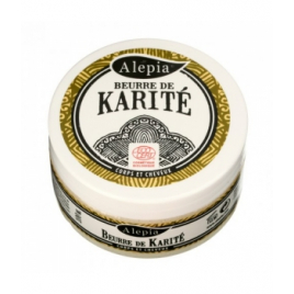 Alepia Beurre de Karité raffiné Bio Pot 100ml Alepia Soins hydratants Bio Onaturel.fr