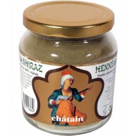 Henne De Shiraz Coloration végétale Châtain pot 150g