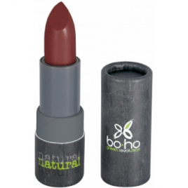 Boho Green Rouge à Lèvres mat transparent 306 bourgogne 3.5g Boho Green