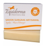 Equiderma Savon au lait de jument Jojoba Fleur d'Oranger sans huile essenteille 100g