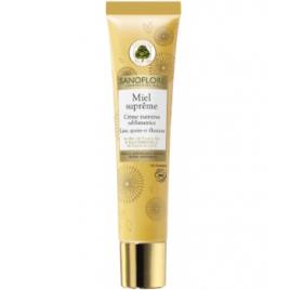 Sanoflore Miel Suprême Crème nutritive sublimatrice 40ml Sanoflore Accueil Onaturel.fr