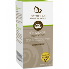 Armonia Sérum facial à base de bave d'escargot Helix Aspersa 30ml Armonia