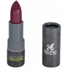 Boho Green Rouge à Lèvres mat transparent 305 grenat 3.5g Boho Green Rouges à levres bio - gloss et crayons à lèvres Onaturel.fr