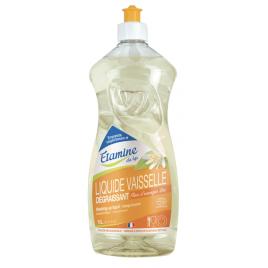 Liquide vaisselle fleur d'Oranger 1L Etamine du Lys Vaisselle Mains Bio Onaturel.fr