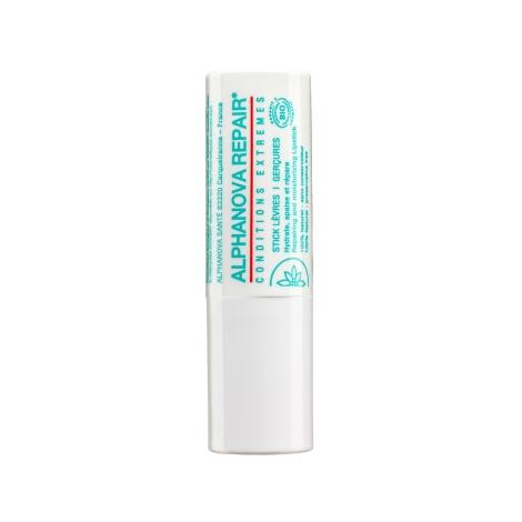 Natural Repair Stick lèvres Alphanova Repair Natural Repair Soins des lèvres Bio Onaturel.fr