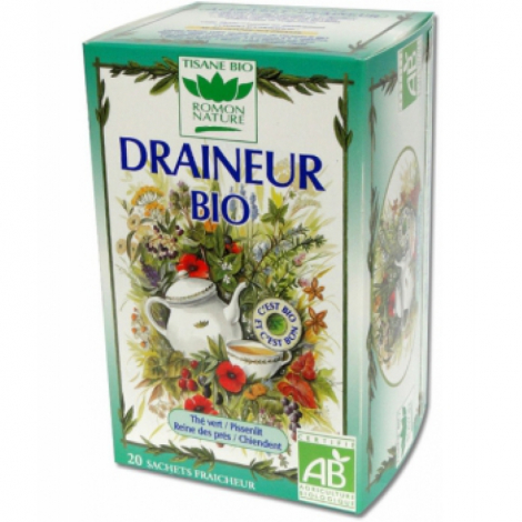 Romon Nature Tisane Draineur 20 sachets 32g