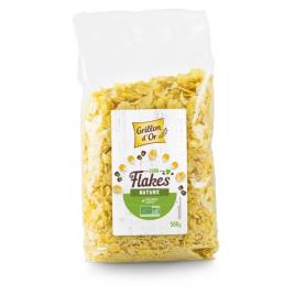 Grillon d'or Corn Flakes nature sans sucre 500g Grillon d'or Accueil Onaturel.fr