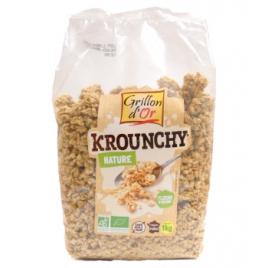 Grillon d'or Krouchy familial Nature 1kg