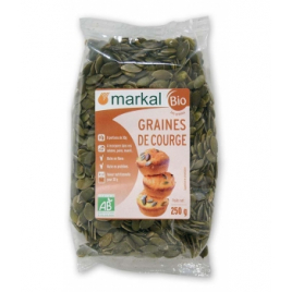 Markal Graines de Courges 250g Markal Accueil Onaturel.fr