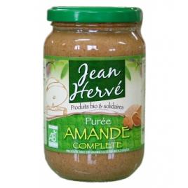 Jean Herve Purée d'Amandes complètes 350g