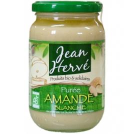 Jean Herve Purée d'Amandes blanches 350g Jean Herve Pâtes à tartiner Bio Onaturel.fr