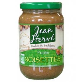 Jean Herve Purée de Noisettes 350g Jean Herve Accueil Onaturel.fr