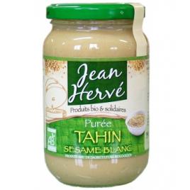 Jean Herve Tahin purée de Sésame décortiqué 350g Jean Herve Accueil Onaturel.fr