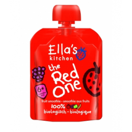 Ella S Kitchen Gourde The Red One 90g