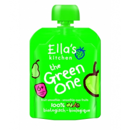Ella S Kitchen Gourde The Green One 90g