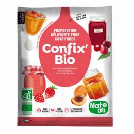 Natali Confix Bio 120g Natali Accueil Onaturel.fr