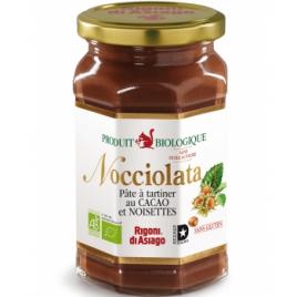 Rigoni Di Asiago Nocciolata Pâte à tartiner Bio 350g Rigoni Di Asiago Pâtes à tartiner Bio Onaturel.fr