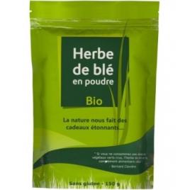 Nature Et Partage Herbe de blé 150g Nature Et Partage Accueil Onaturel.fr