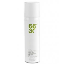 66 30 Cycle Jour Gel Visage Hydratant Ultra Frais 75ml 66 30 Soins hydratants Visage bio Onaturel.fr