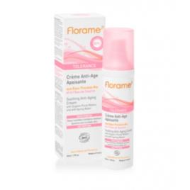 Florame Tolérance Crème Anti age apaisante 50ml
