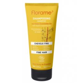 Florame Shampooing Cheveux Fins aux huiles essentielles sans sulfates 200ml Florame Shampooings Bio et Soins capillaires Onat...