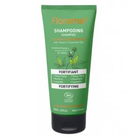Florame Shampooing Fortifiant aux huiles essentielles sans sulfates 200ml Florame Shampooings Bio et Soins capillaires Onatur...