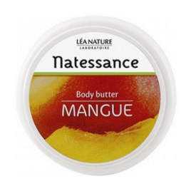 Natessance Body Butter Mangue 200ml Natessance Accueil Onaturel.fr