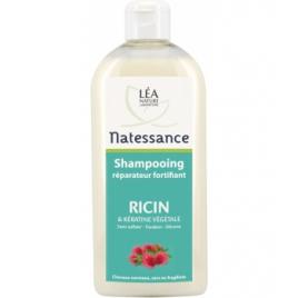 Natessance Shampoing réparateur et fortifiant Ricin et Kératine végétale 500ml Natessance Accueil Onaturel.fr