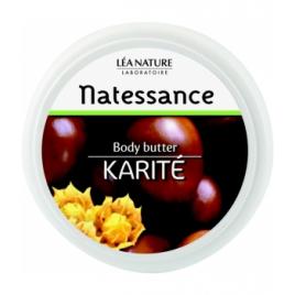 Natessance Beurre corporel Karité 200ml Natessance Accueil Onaturel.fr