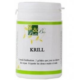 Belle et Bio Krill 60 capsules Belle et Bio Compléments Alimentaires Bio Onaturel.fr