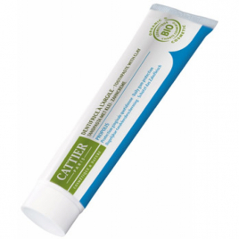 Cattier Dentargile reminéralisant à la Propolis Protection des gencives 75ml Cattier Dentifrices bio Onaturel.fr