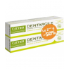 Cattier Lot de 2 Dentargile reminéralisant à l'Anis anti tartre 2x100g Cattier