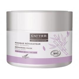 Cattier Masque capillaire réparateur 200ml Cattier Shampooings Cheveux secs Onaturel.fr