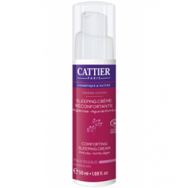 Cattier Sleeping crème réconfortante Tendre Cocon 50ml Cattier