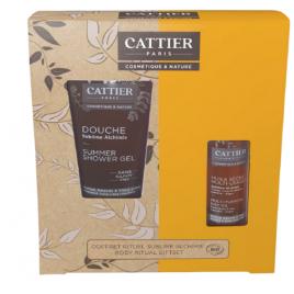 Cattier Coffret Rituel cheveux sublimés Cattier Shampooings Bio et Soins capillaires Onaturel.fr