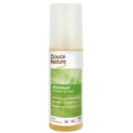 Douce Nature Déodorant à l'huile essentielle de Verveine des Indes 125ml Douce Nature Déodorants Bio Onaturel.fr