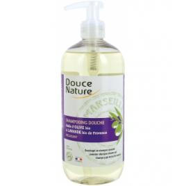 Douce Nature Shampoing Douche lavande bio de Provence 500ml