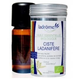 Ladrome Ciste Ladanifère bio 10ml Ladrome Huiles essentielles Onaturel.fr