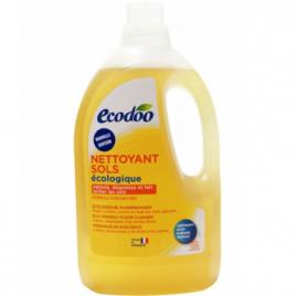 Ecodoo Nettoyant Sols et gros travaux écologique 1.5L Ecodoo Accueil Onaturel.fr