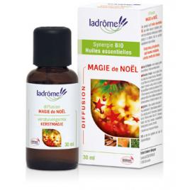 Ladrome Magie de Noël 30ml Ladrome Aromathérapie Bio Onaturel.fr