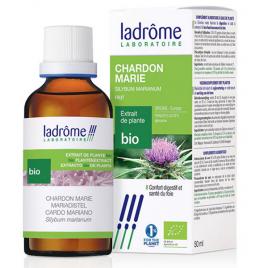 Ladrome Extrait de Plantes Fraîches Chardon Marie Bio 50ml