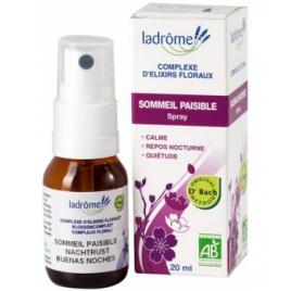 Ladrome Complexe d'élixirs floraux SOMMEIL PAISIBLE 20ml Ladrome Elixirs floraux - Dr Bach Onaturel.fr
