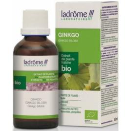 Ladrome Extrait de plantes fraîches Ginkgo bio 50ml
