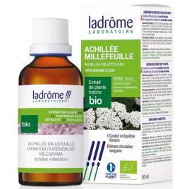Ladrome Extrait de plantes fraîches Achillée millefeuille bio 50ml
