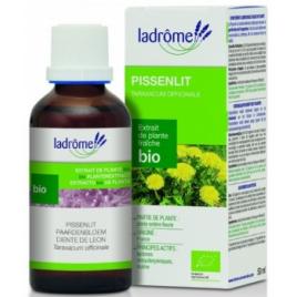 Ladrome Extrait de plantes fraîches Pissenlit bio 50ml Ladrome Cholestérol Onaturel.fr