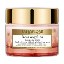 Sanoflore Baume de Rose Nuit 50ml