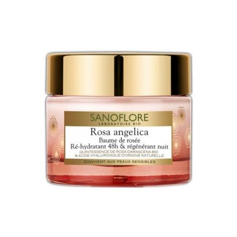 Sanoflore Baume de Rose Nuit 50ml