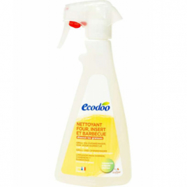 Ecodoo Nettoyant dégraissant four au Citron Bio vapo 500ml