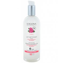 Logona Lait nettoyant Rose de Damas bio / Kalpariane 125 ml
