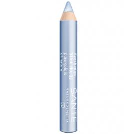 Sante Crayon bois fard à paupières n°03 Bleu 3.2g